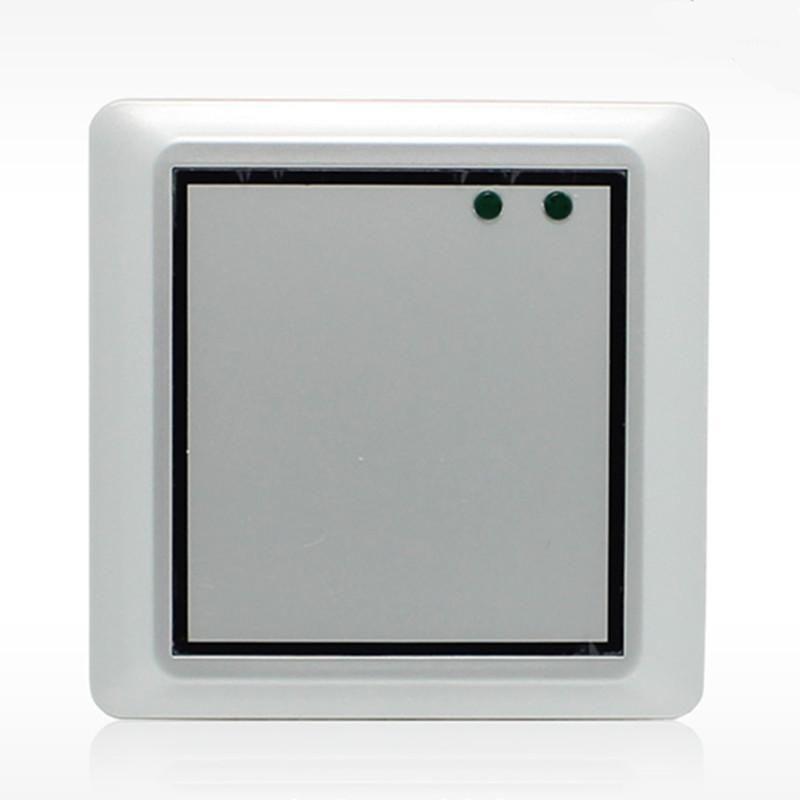 Controle de Acesso Digital Controle 2000 Usuário Prova de água de ID de ID de água Suporte para porta externa Leitor Externo1