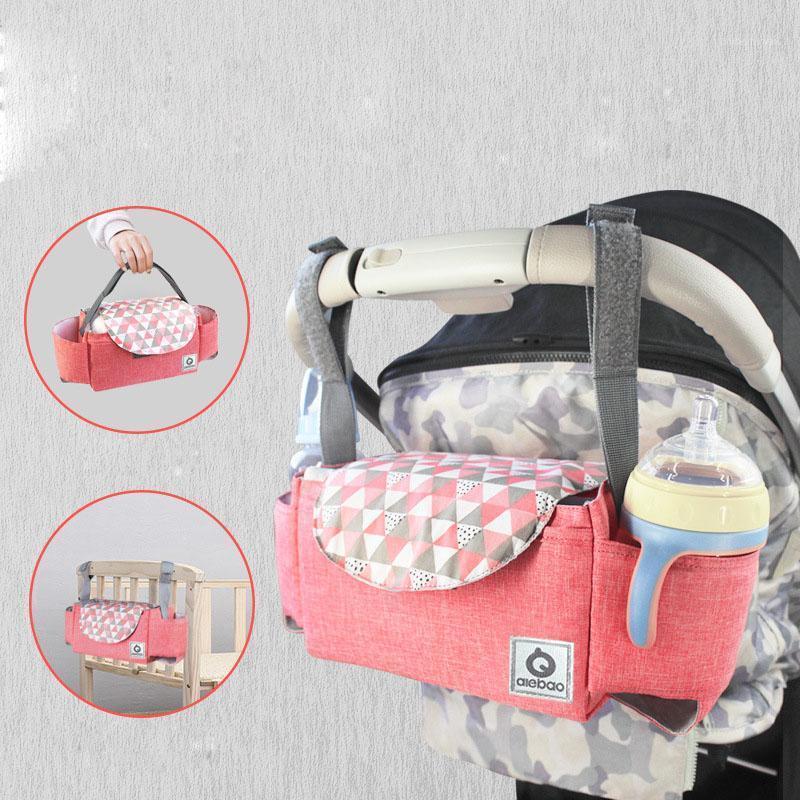Çok fonksiyonlu Taşınabilir Mumya Bezi Nappy Çanta Bebek Organizatör Çanta Seyahat Sırt Çantası Hemşirelik Çantası Bebek Bakımı için ZL6161