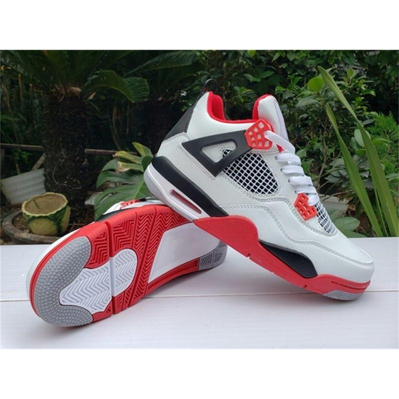 2020 Basketball Court New Jumpman 4 Mens Crianças Blue Pine verde Bred O que os sapatos 4s sapatilhas esportivas