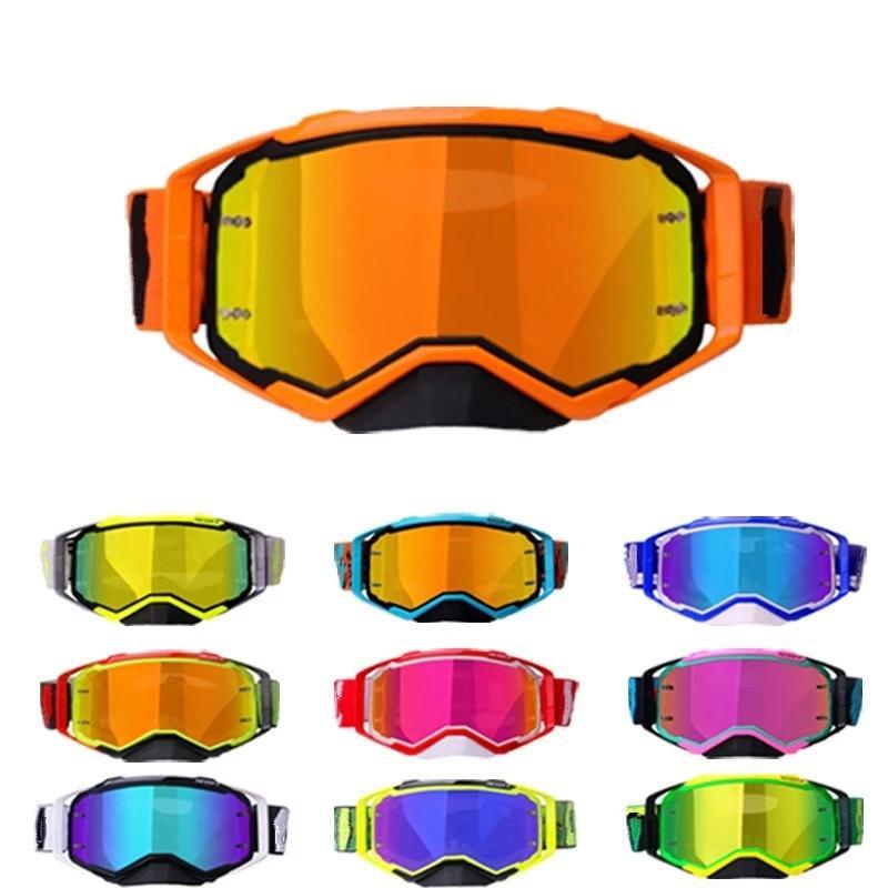 2020 Проспект Motocross Goggles Горный велосипед Goggle MX ATV MTB Dirt Bike Off Road Мото Goggle мотоциклетный шлем из стекла