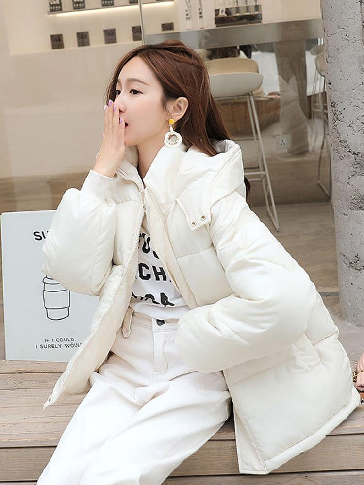 2020 femmes Parka hiver chaud coton longues Manteau Femme Mesdames et Vêtements Vestes élégante Manteaux femme coréenne