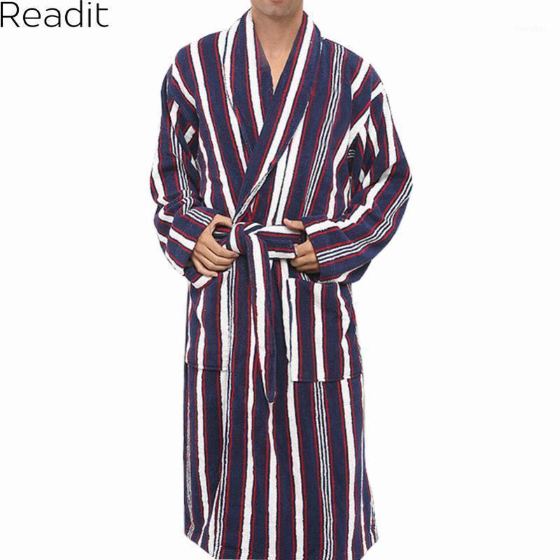 Elbiseler Erkek 100% Pamuk Terry Bornoz Havlu Pijama Kimono erkek Bornoz Erkek Pijama Uzun Erkekler Robe 2017 18231