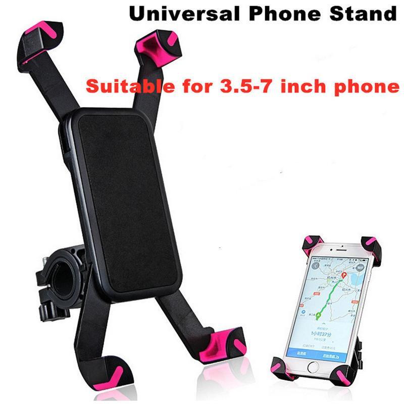 3,5-7-Zoll-Telefon-Universal-Elektroroller-Fahrrad-Mobiltelefonstents-Roller-Telefon-Unterstützung Fahrrad
