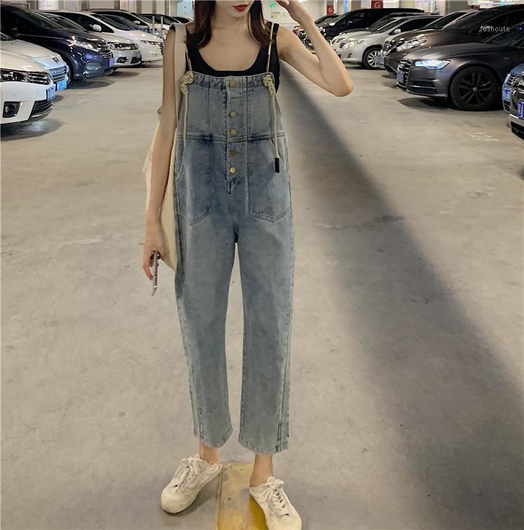 Женские джинсы Весна и лето 2021 однобортное джинс с оплотными