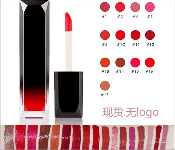 cosmétiques gros maquillage Nouveau brillant à lèvres brillant à lèvres brillant à lèvres Hydrate et hydratent tube noir changement rouge à lèvres liquide progressif