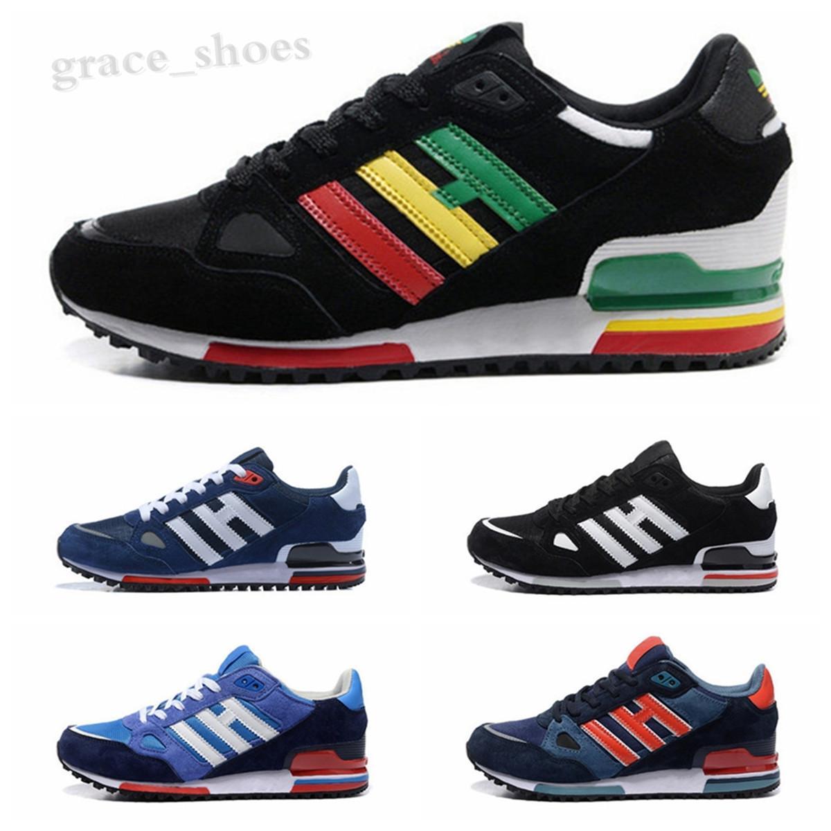 Originals ZX750 2019 Vente en gros EDITEX originaux ZX750 Sneakers zx 750 pour hommes et femmes de sport Respirant Chaussures de course Livraison gratuite Taille 36-45 PP06