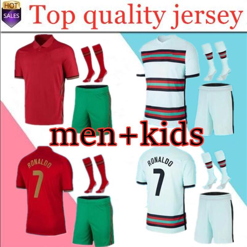 los hombres + de los niños jersey 2020 kits 2021 de fútbol del equipo nacional de uniformes fútbol ausente del hogar 20 21 maillot de pie camiseta de fútbol camiseta de fútbol