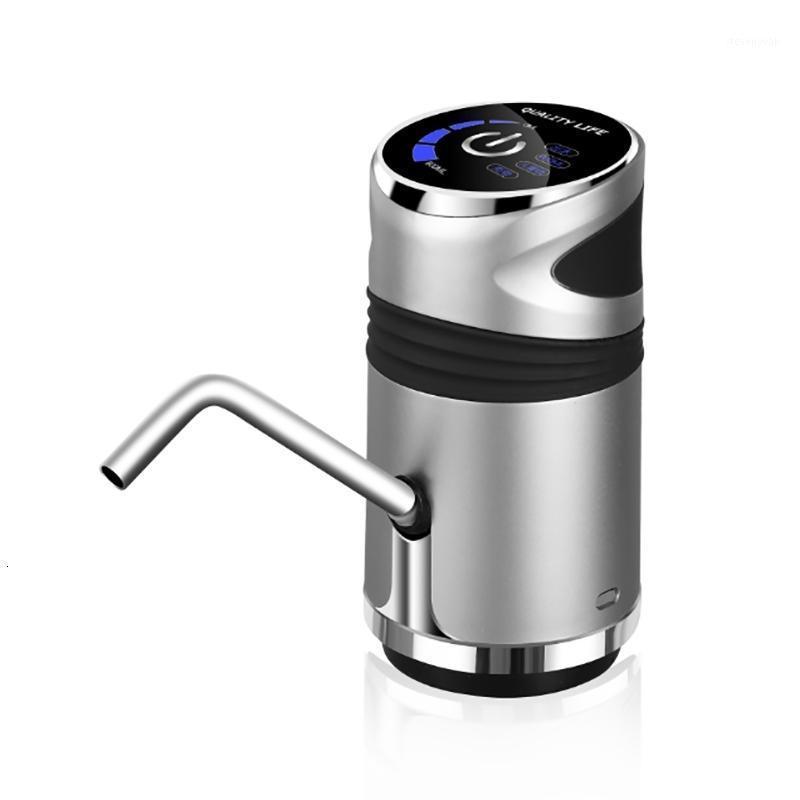 Pompa elettrica per tasto Dispenser Gallon Gallon Bottle Bottle rubinetto Bere interruttore in bottiglia Smart Touch Screen1