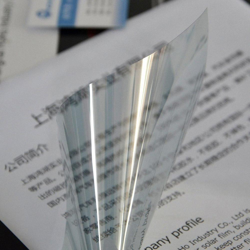65% di ceramica / Tinte IR pellicola sunice finestra anteriore solari 60inch x 40feet 10anni Garanzia mjT7 #
