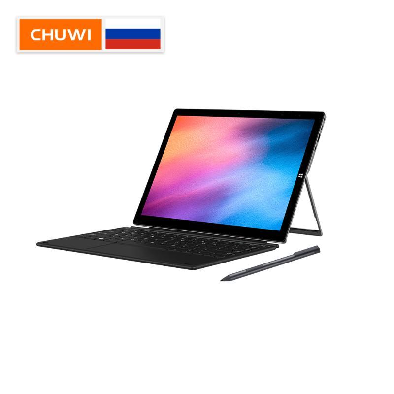 Chuwi Ubook x Tablet PC 12 дюймов Intel Gemini-Lake N4100 Duad Core 8 ГБ ОЗУ 256 ГБ SSD 2160 * 1440 Разрешение Bluetooth 5.0 Таблетки