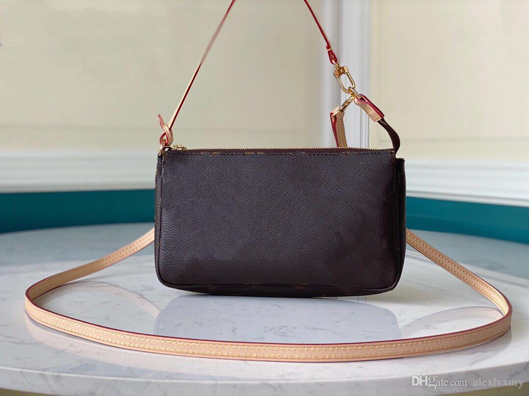 Mini Frauen Crossbody Bag M51980 Webstoff Kleine Tasche Frauen Designer Kleine Leder Kupplung Dame Mode Geldbörse