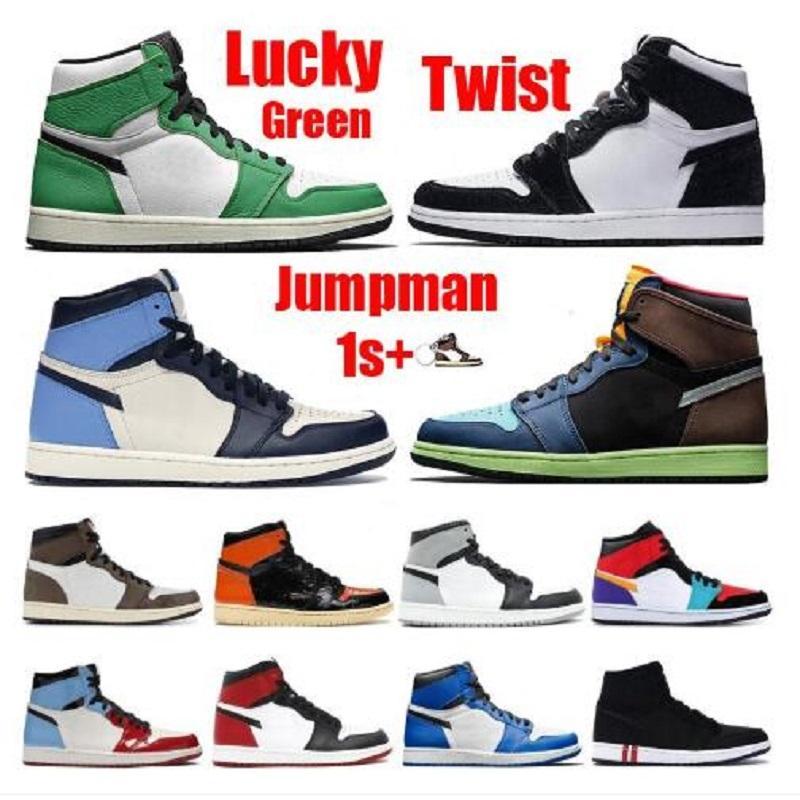 2021 جديد jumpman 1 رجل المرأة أحذية كرة السلة 1 ثانية دخان رمادي عالية og bio hack سلالة الساتان الأفعى المدربين أحذية رياضية مع صندوق