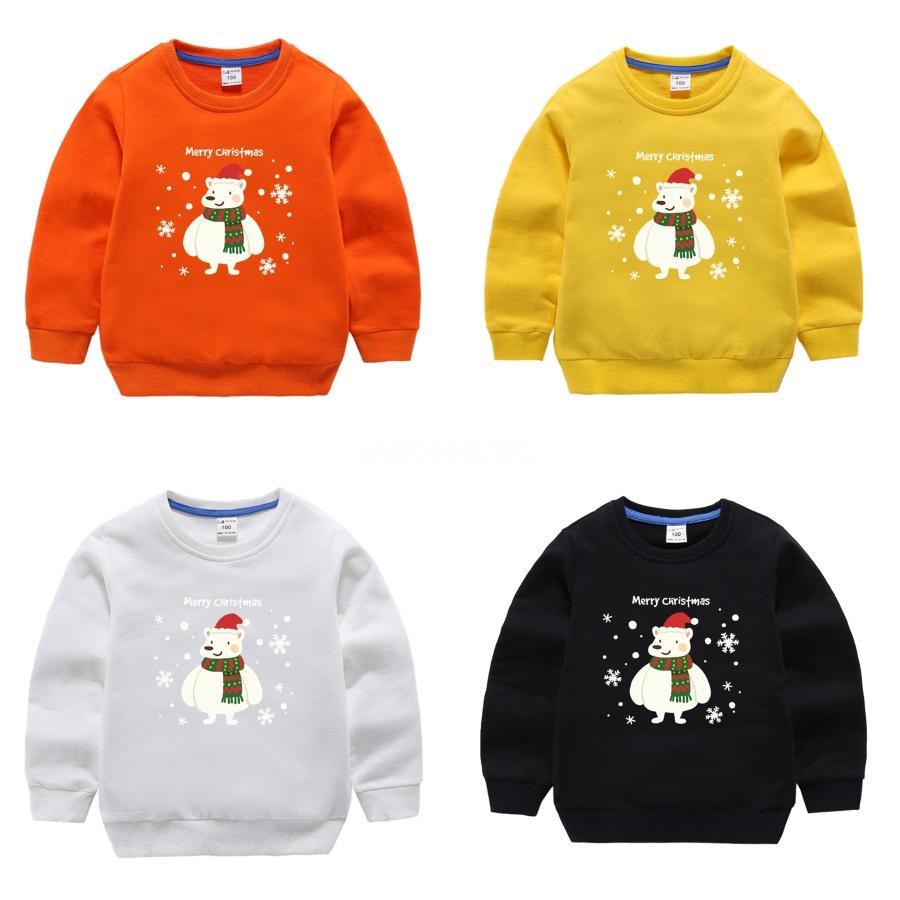 VERSMA New Winter American Streetwear Freestyle Негабаритные свитер Harajuku Хип-хоп вышивка Рождество свитер Детский пуловер # 995