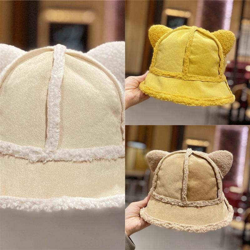 GDCP Çocuklar Koruyucu Tasarımcı Kap Maske Balıkçı Anti Yüksek Kaliteli Havzası Sıçrayan Fisherman Şapka Toz Geçirmez Şapka Turuncu Drool Kap