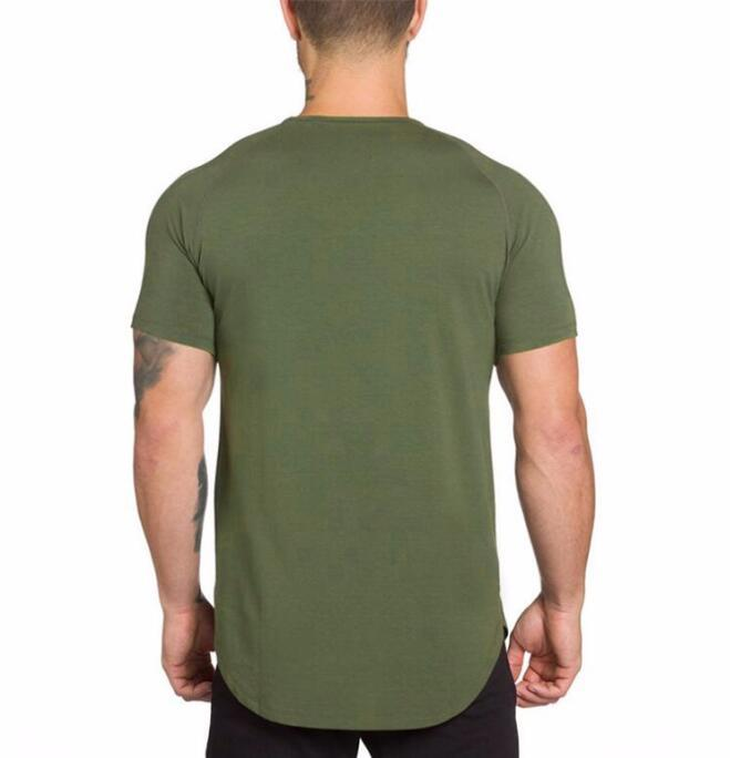 Hommes Hip Hop Lettre Imprimer Shirt Marque Vetements T Shirt Fitness Tops Tee Moleton Mode T Shirt Funny Cool Shirts Be Awesome T Shirt From Queena5168 16 25 Dhgate Com