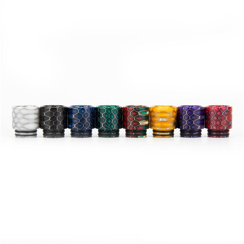 810 Cobra Resin TFV8 Drip Tip Mouthpiece For Wide Bore TFV8 Big Baby Tank And TFV12 Prince Tank