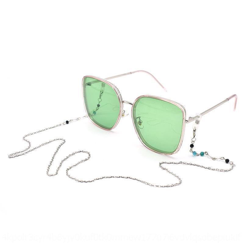 63oze 2020 nova moda sol óculos óculos óculos moda com presbiopia sol corrente pendurado pescoço cadeia não deslizante