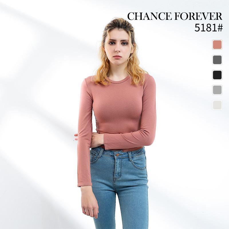 Creative 2019 Winter Street Trendsetter Trendsetter Cotton Bollover T-shirt da donna Slim Fit