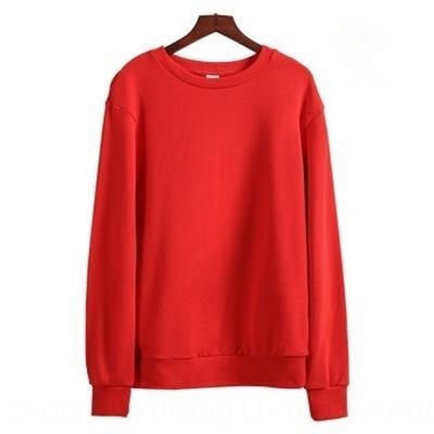 Puro cotone pullover superiore colore hoodie maglione con cappuccio puro per gli uomini e le donne giovani studenti Pullover primavera di grandi dimensioni con cappuccio moda autunno
