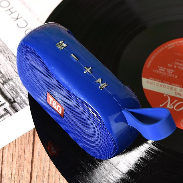 TG173 hoparlör son kare şekli moda taşınabilir kablosuz bluetooth açık su geçirmez ses çalar hoparlörler