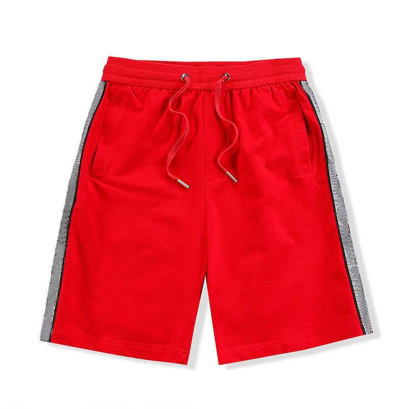 Herren Shorts Mode Sommer Männer Brief Gedruckt Kurzer Hosen Neue Ankunft Casual Shorts für männliche Streetwear Kleidung 4 Farben