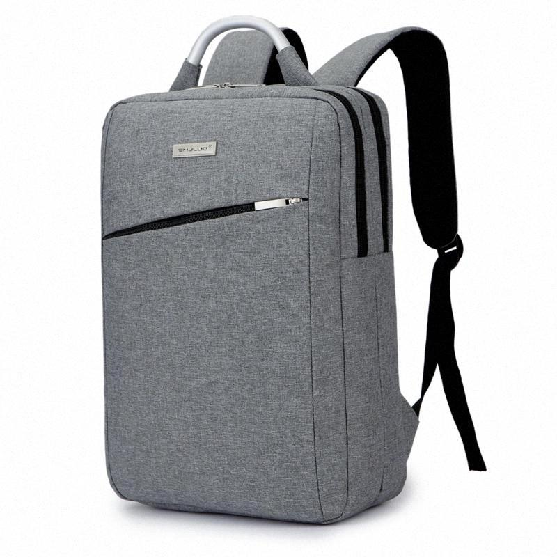 High Quality Male 15.6 Inch Laptop Computer Notebook Back Pack Women Waterproof Nylon Backpacks Travel Bag Teenage School Bags #ql6R