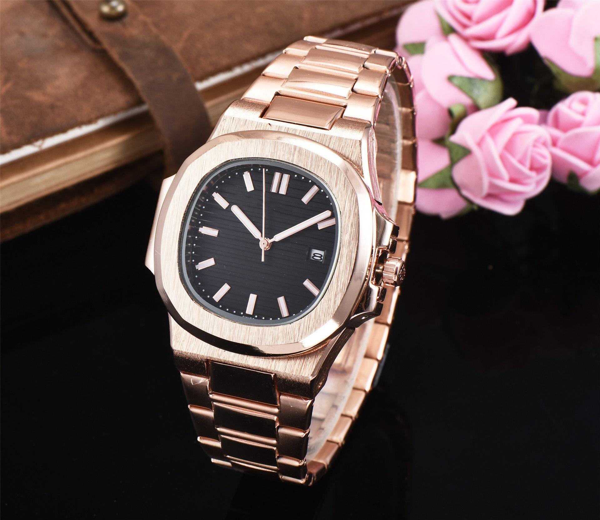 Лучшие продажи мужской бизнес Baida Watch Classic Three Pin кварцевые часы