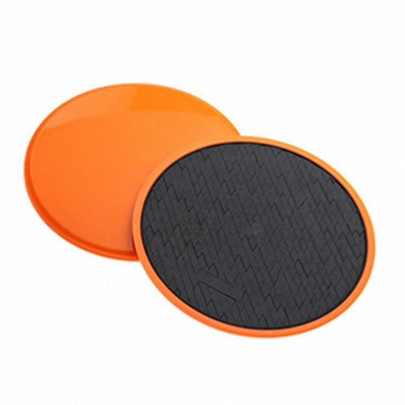 2ST Exercise Equipment Outdoor-Yoga Verschleißfeste Abdominal- Kern Muskeltraining Gliding Disc Slider Fitness nicht Beleg ABS HUB3 #