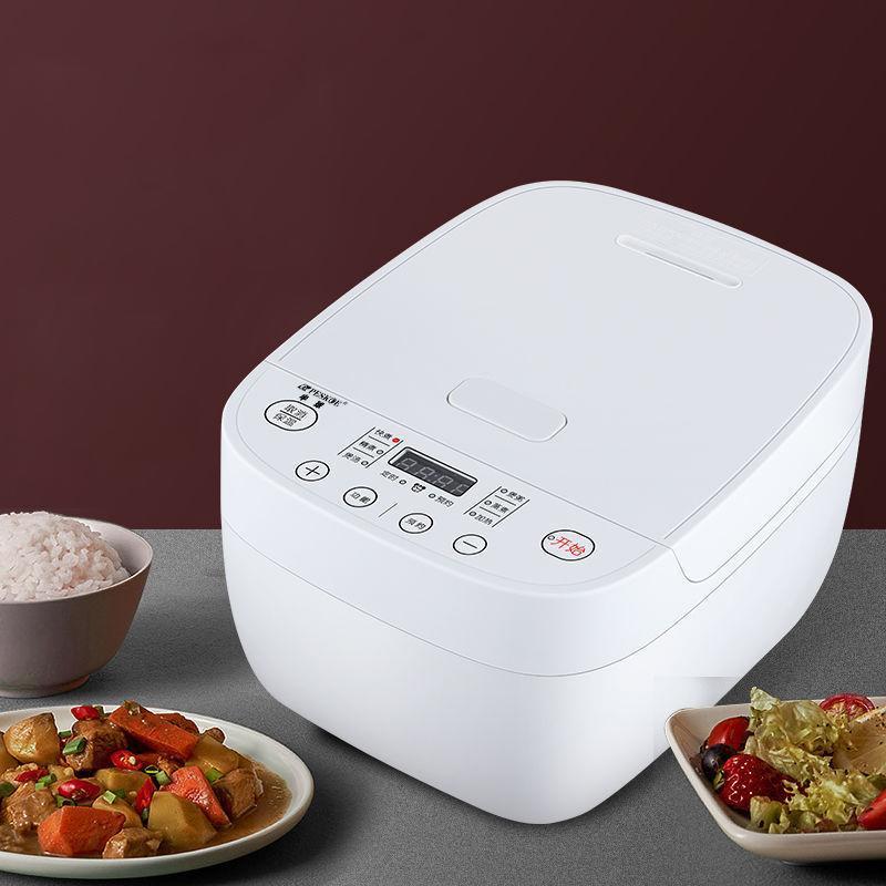 Fogões de arroz 5L Elétrico Fogão Grande Inteligente Inteligente Automático Cozinha Cozinha Pot Multicooker