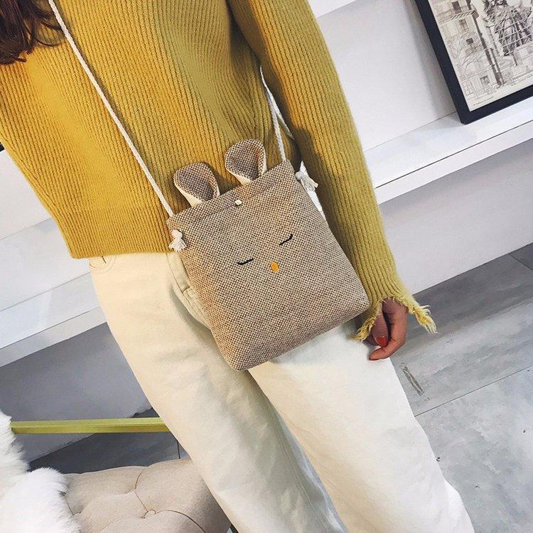 PURFAY Холст Вместимость женщин сумки на ремне, Tote Shopper сумка Eco многоразового Путешествия Ткань Посланника
