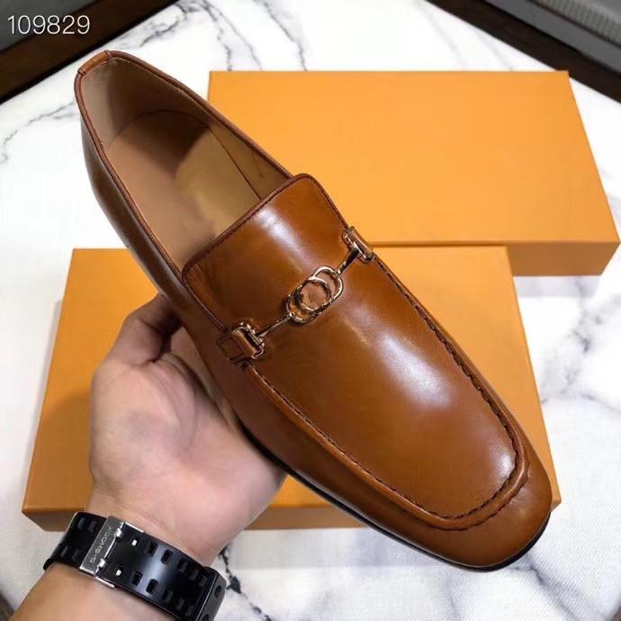 Homme d'affaires DESIGNERS chaussures robe colorée plume imprimé oiseaux luxurys homme Casual chaussures en cuir Oxfords Boy Flat Loisirs Chaussures à lacets