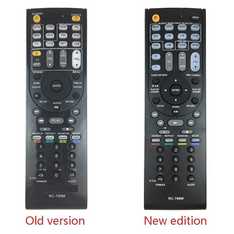 Nuovo controllo remoto per ONKYO TX-SR303E TX-SR506S TX-SR573S A V Receiver / AV