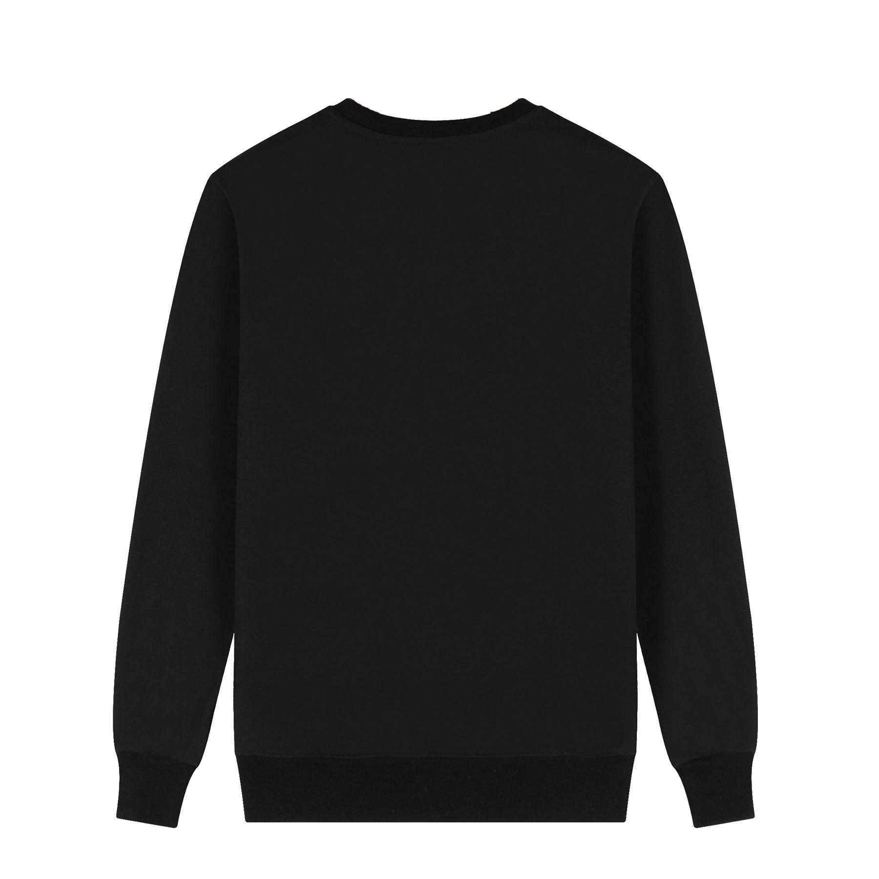 Horloge imprimée nouvelle hommes sweats sweatshirts mode printemps printemps hiver hodies hoodies décontractées coton sweat à capuche blanche noire femme douce femme manteaux