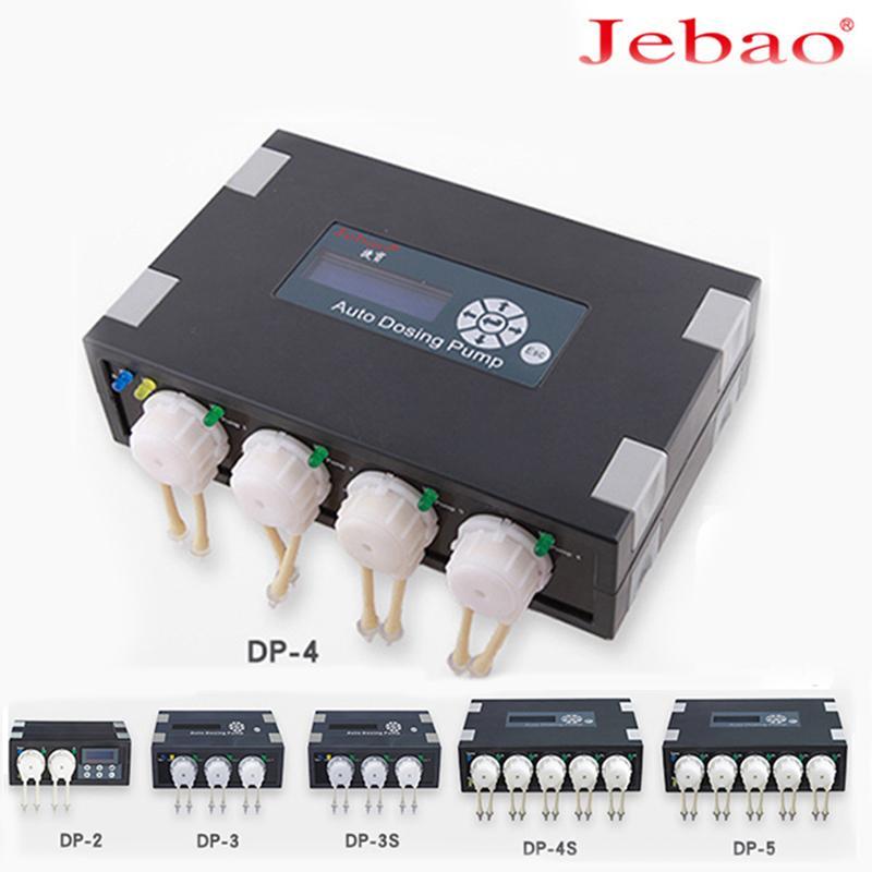 JEBAO DP-4 DP-5 DP-2 DP-3S DP-4S DP-3 bomba peristáltica bomba de titulación automático de la bomba de dosificación acuario de infusión automática máquina Y200917