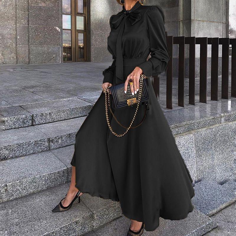 ZTCA 5 Cep S-3XL Kadınlar Sonbahar Kış Diz Boyu Rahat Kapşonlu Kalem Hoodie Uzun Kollu Kazak Renk Bodycon Tunik Elbise