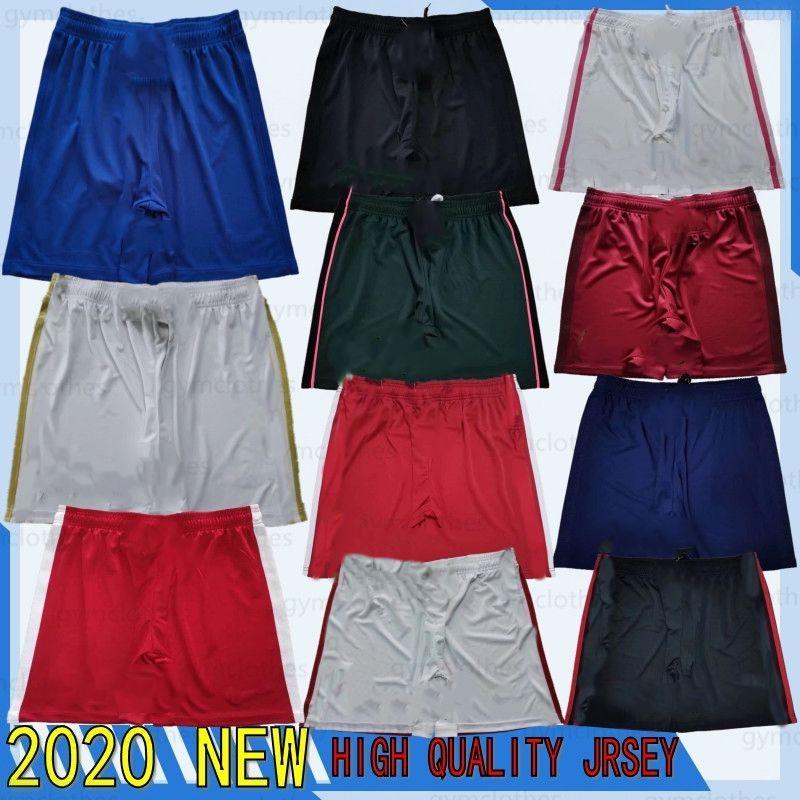 20/21 calças de futebol shorts milan futebol jersey cidade munich real 2021 madrid shorts de futebol homens homens calções de futebol equipe de futebol de alta qualidade