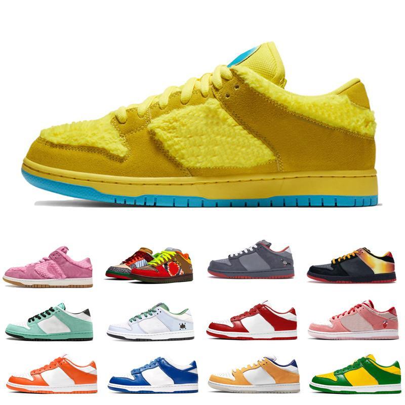 La nueva llegada hombres de las mujeres Baloncesto monopatín zapatos ACG Terra Brasil Campos metálico para mujer para hombre de oro al aire libre las zapatillas de deporte zapatos 5.5-11