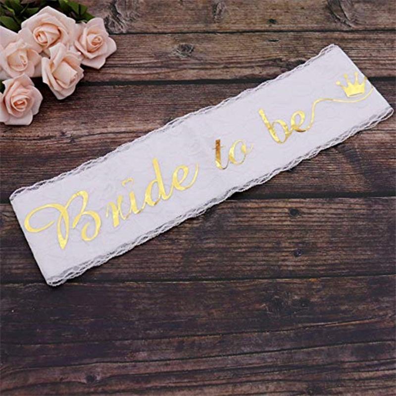 Кружева Shashes Sequins Bow Plan Щебры Двухпакет Однопартийные Этикетные ремни Горячие продажи с белыми розовыми золотыми цветами 4JQA J1