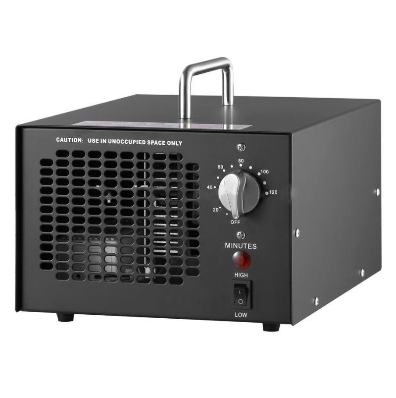 3.5g 7G einstellbar Ozongenerator kommerzielle Industrie Ozone Reiniger Maschine für Fabrikpreis nach Hause Schule