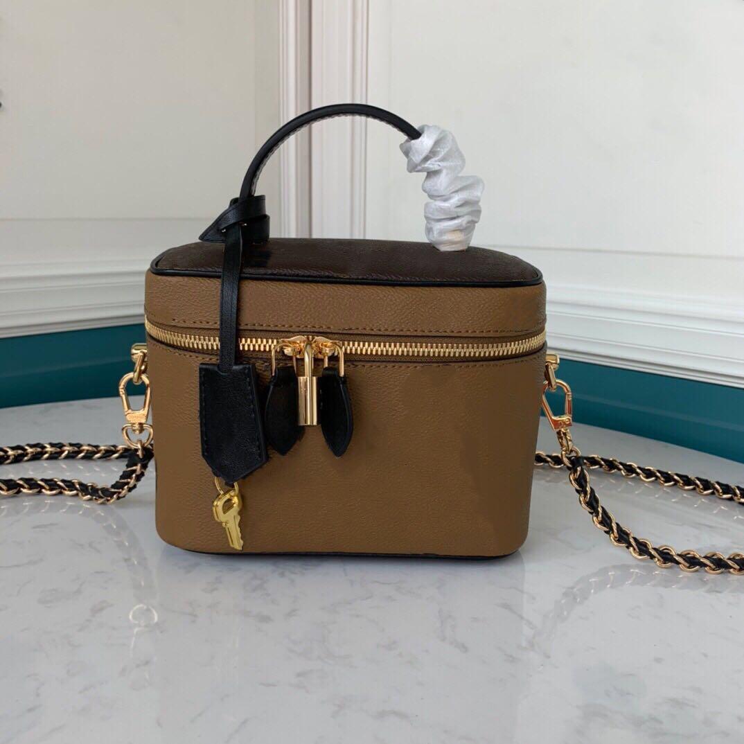 Nouvelle bracelet Mini sac beauté en cosmétique facilement avec un bon sac ou une capacité de voyages de valise pour des articles de toilette Fit caisse tissée Essent Sqkm