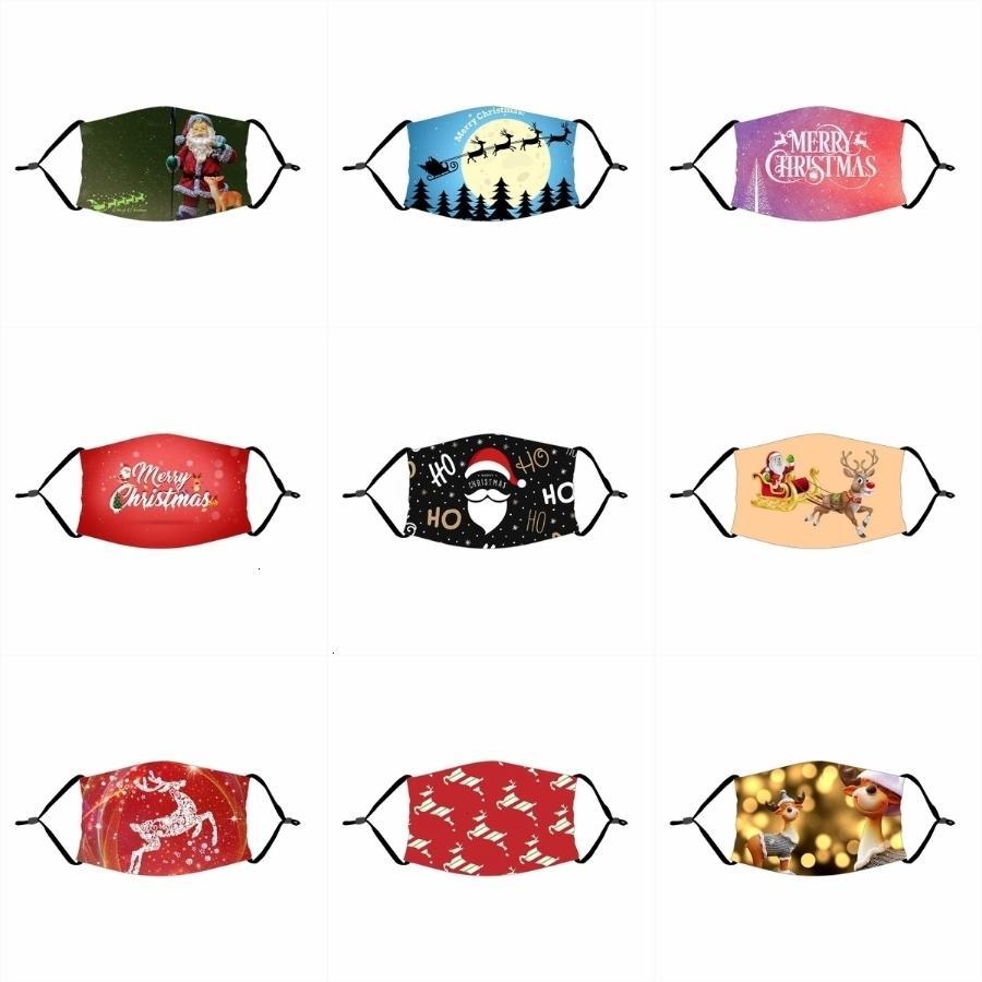 Coton Visage Maskswashable et réutilisable Ne5r3 pour unisexe Imprimer Masques Protection tissu Facemaskbreathable Bylima écharpe # 305