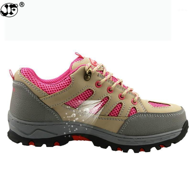 New boots women safety work shoes steel toe and steel sole breathable light weight casual safety boots8631