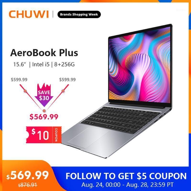"2020 Chuwi Aerobook Plus Intel Laptop 15.6 ""4K UHD Display 8GB RAM 256GB SSD 55Wh Bateria PD2.0 Rápido Carregamento1"