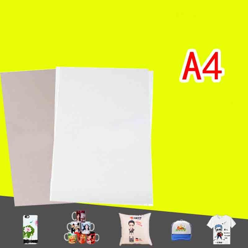 размер A4 термобумага передачи розовый сублимации тепла использование копировальная бумага в одежде футболки чашки коврик для мыши подушки и т.д. свободной перевозкы груза воздуха