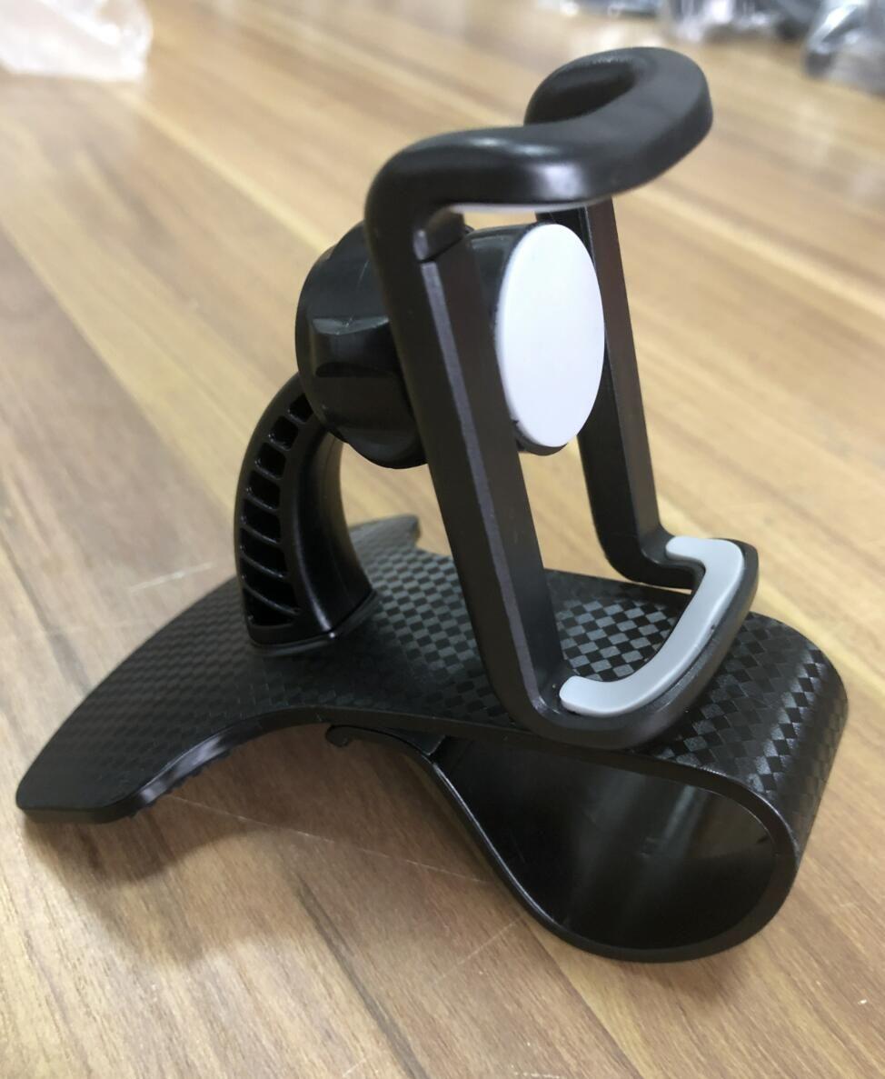 2021 وصول جديد Univeral ناحية التحكم لوحة القيادة جبل سيارة حامل الهاتف هود الوقوف 360 درجة دوران لمدة 4-6.5 بوصة الهاتف الذكي GPS
