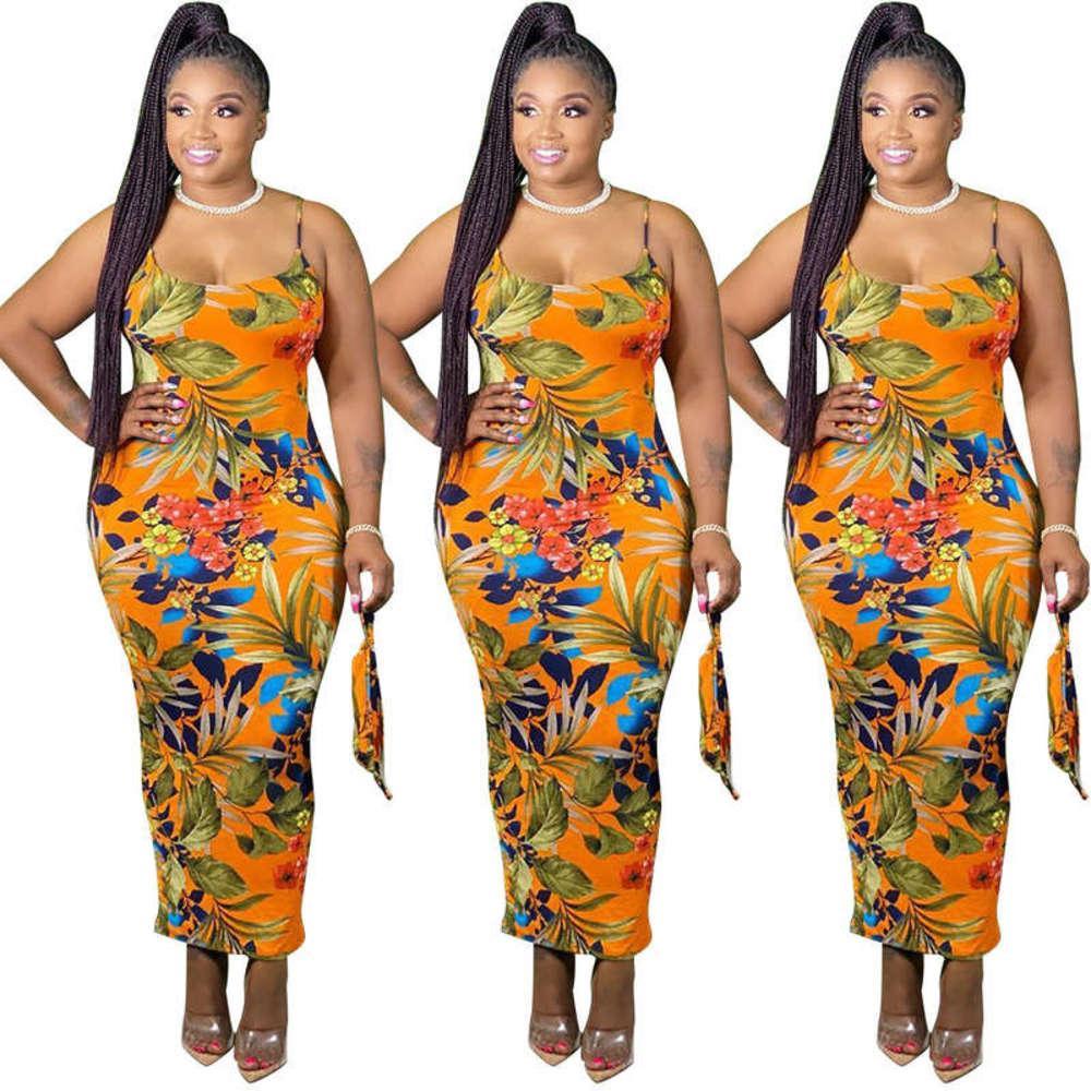 Vestido Bohemian Q583 impreso para mujer