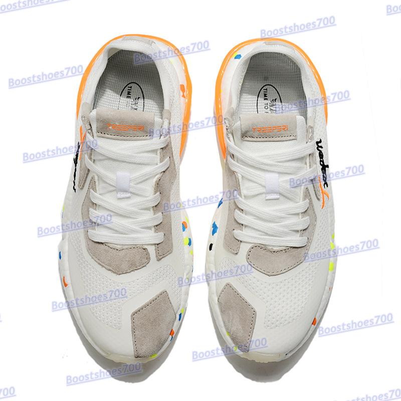 Treeperi Runner 511 кроссовки Multi-Color Sole US 5.5 EUR 36 для мужчин обувь