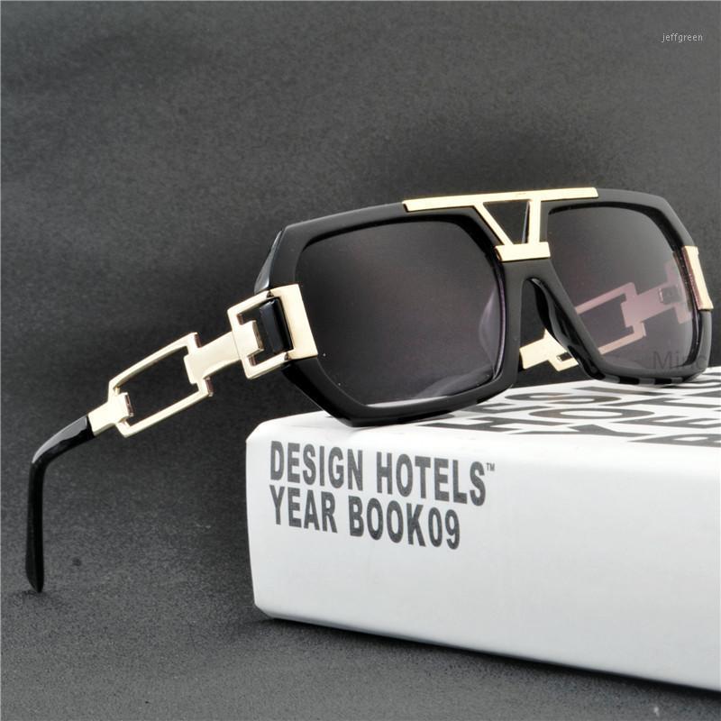 2020 Новые квадратные солнцезащитные очки женщины ретро дизайн бренда старинные солнцезащитные очки для женских женских очки UV400 с коробкой FML1