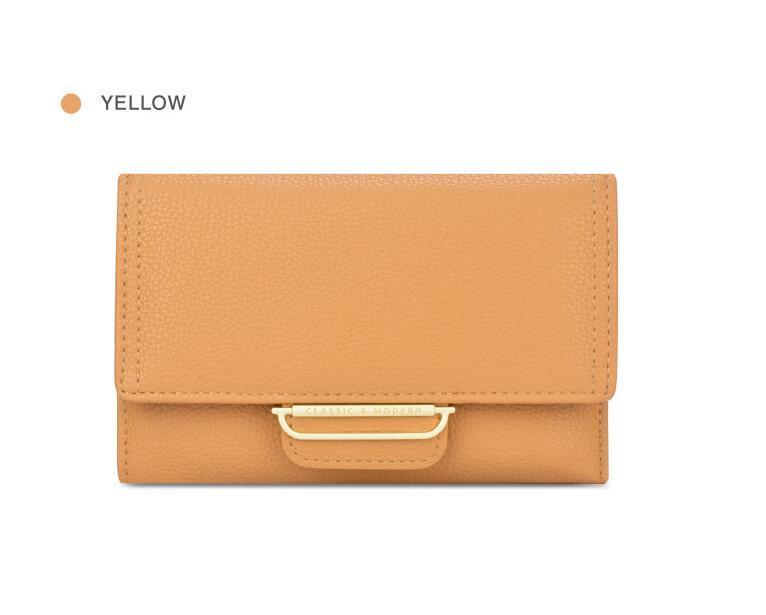 HBP PU portefeuille Mode Femmes Purse Porte-cartes Livraison Gratuite T6204-001