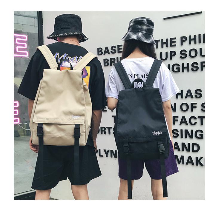HBP многофункциональный Sacoche Homme нейлон USRSD женская школьная сумка и рюкзаки студент мода мужская личность пакет ткань Vxllw